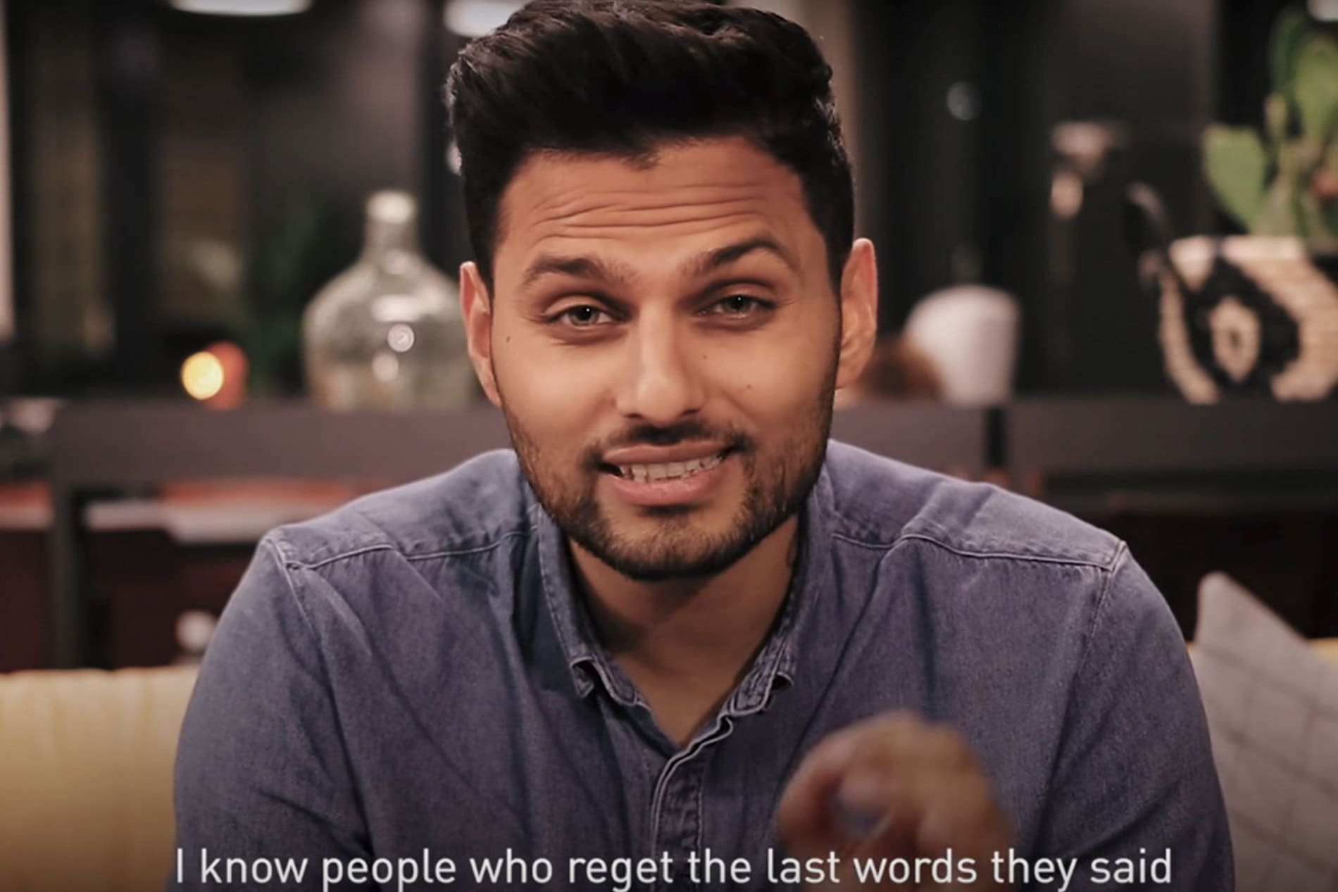 Before You Take Someone For Granted - Jay Shetty